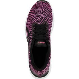 asics Roadblast Shoes Women, pink glo/black
